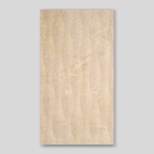 House of Lords - Lord Crema Wave Glazed Ceramic Tile